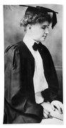 Helen Keller (1880-1968) Beach Towel