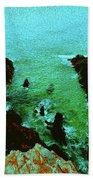 Hell's Gate #2 Beach Towel