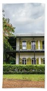 Hemingway House, Key West, Florida Beach Towel