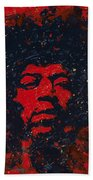Hendrix Beach Towel