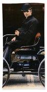 Henry Ford, 1863-1947 Beach Towel
