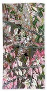 Her Gown Beach Towel by Eikoni Images