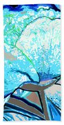 Here Today And Gone Tomorrow 3 Beach Towel