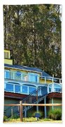 Heritage House Beach Towel
