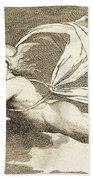 Hermes With Caduceus, 1791 Beach Towel
