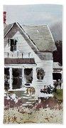 Heyl House, Minneapolis, Kansas Beach Sheet