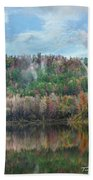 Hickory Forest Beach Towel