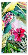 Hidden Beauty Beach Towel