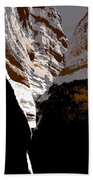 Hidden Canyon Beach Towel