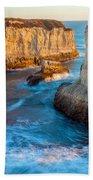 Hidden Cove Beach Towel