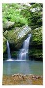Hidden Falls 2 Beach Towel