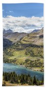Hidden Lake Overlook Beach Towel