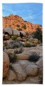 Hidden Valley Sunset Beach Towel