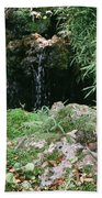 Hidden Waterfall Beach Towel
