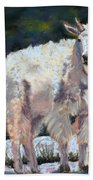 High Country Friend Beach Towel