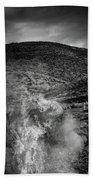 High Desert Flames Beach Towel