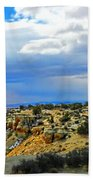 High Desert Ridge Beach Towel
