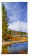 High Sierra Heaven Beach Towel