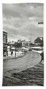 High Street - Lye - 1960's    Ref-58 Beach Towel