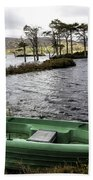 Highland Loch Beach Sheet