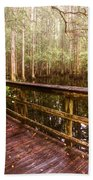 Highlands Hammock Beach Towel