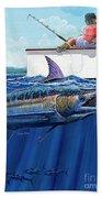 Hign Fives Beach Sheet