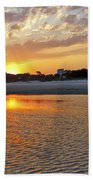 Hilton Head Beach Beach Towel