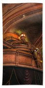 Hippodrome Theatre Balcony - Baltimore Beach Towel