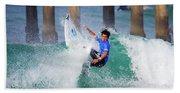 Hiroto Ohhara 4519 Beach Towel