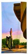 Hirshhorn Sky Beach Towel