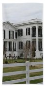 Historic Plantation Beach Towel