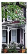 Historical Home In Wilmington Beach Towel