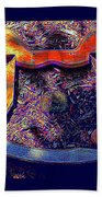 Hive Mind Sails To Improbable Realms Beach Towel
