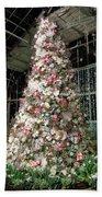 Holiday Tree Beach Sheet