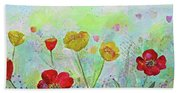 Holland Tulip Festival II Beach Towel