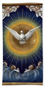 Holy Spirit Beach Towel