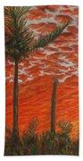 Homestead Sunset Beach Towel