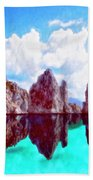Honah Lee Beach Towel