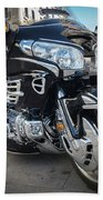 Honda Motorbike Beach Towel