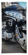 Honda Motorbike Beach Sheet