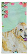 Honey Flowers Everyday Beach Towel