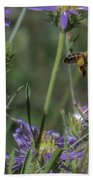 Honeybee 2 Beach Towel