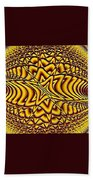 Honeycomb Beach Towel