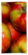 Honeycrisp Apples Beach Towel
