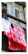 Hong Kong Apartment 13 Beach Towel
