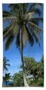 Honomaele Kahanu Gardens Hale O Piilani Ulaino Hana Maui Hawaii Beach Towel