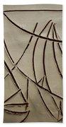 Honour - Tile Beach Towel