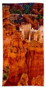 Hoodoos Bryce Canyon Beach Towel