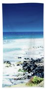 Hookipa Blue Sensation Beach Towel