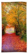 Hope Beach Towel by Jacky Gerritsen